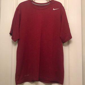 Lot of 2 Nike dri-fit T-shirts
